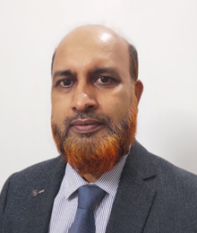 Professor Dr. Md. Mukter Hossain
